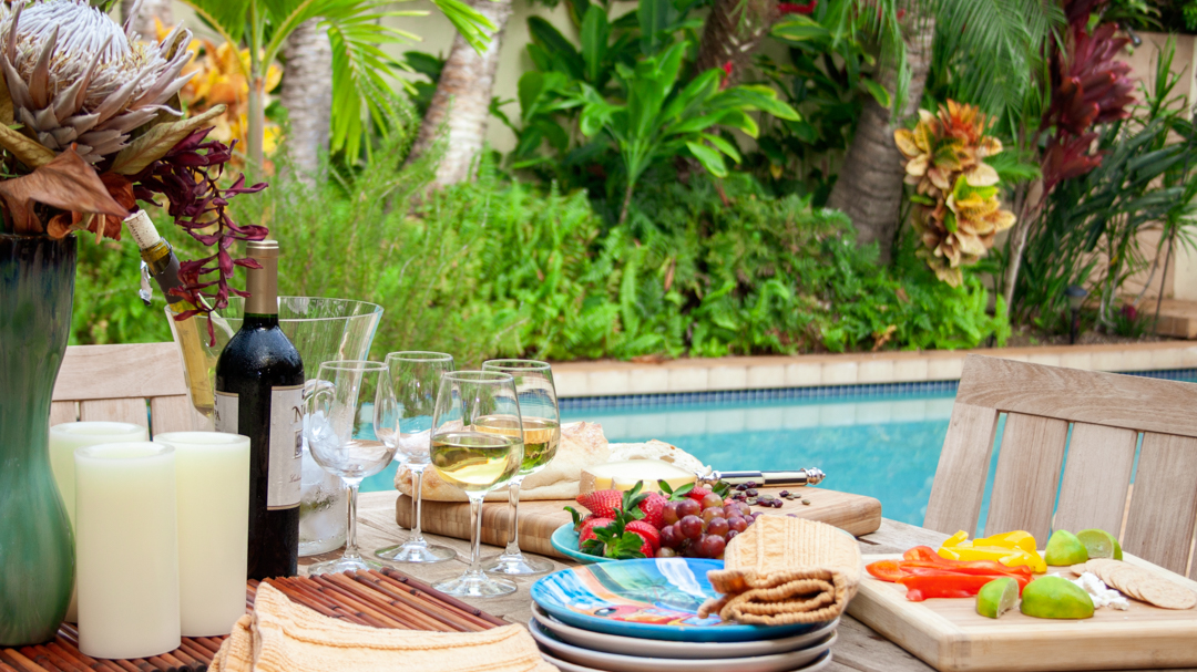 Delicious Food & Wine in Maui, Hawaii | Barbara Cameron | Food & Travel Photographer