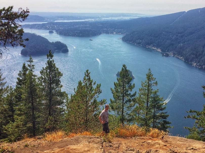Travel Photos Hikes in BC | Barbara Cameron Pix | Food & Travel Photographer
