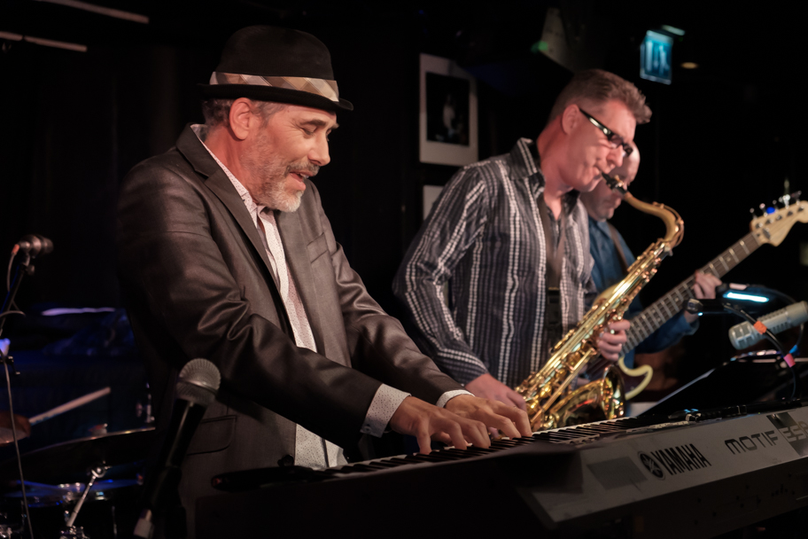 Live Jazz in Soho, London, England | Barbara Cameron Pix | Food & Travel Photographer