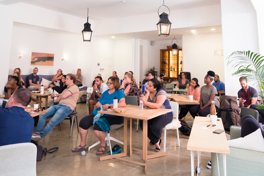WIP Coworking space in Lisbon, Portugal | Barbara Cameron | Food & Travel Photographer