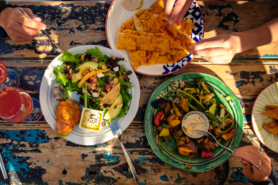 A local food feast, Cascais, Portugal | Barbara Cameron | Food & Travel Photographer