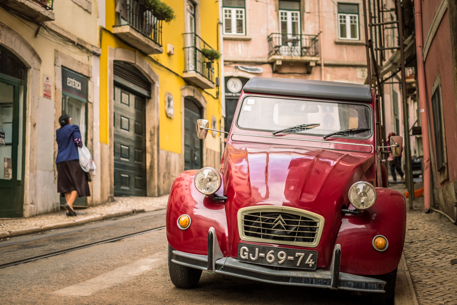 Citroen in Lisbon, Portugal | Barbara Cameron | Food & Travel Photographer