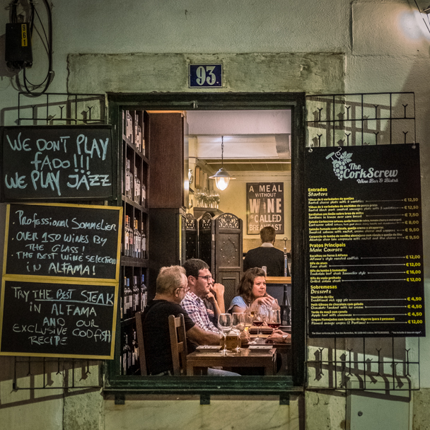 We Play Jazz, Not Fado, in Lisbon, Portugal | Barbara Cameron | Food & Travel Photographer