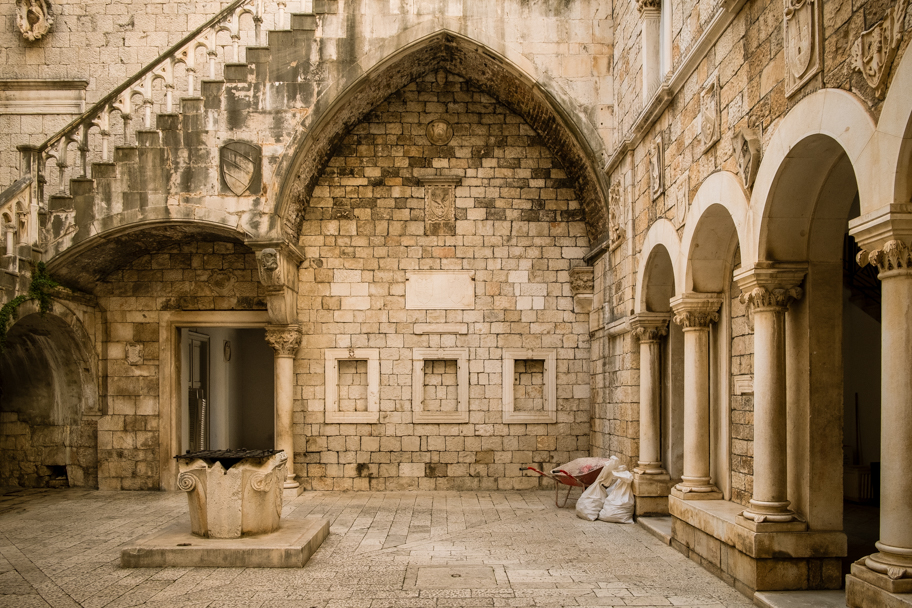Town Hall, Trogir, Croatia | Barbara Cameron | Food & Travel Photographer