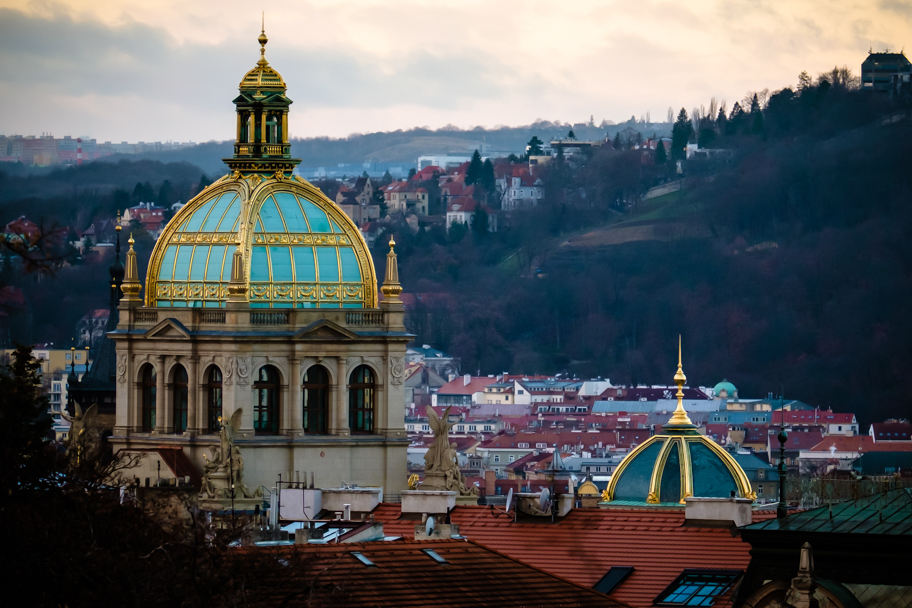 National Museum, Prague, Czech Republic | Barbara Cameron | Food & Travel Photographer