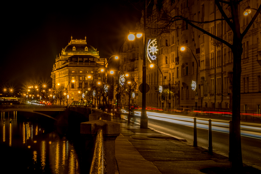 National Theater, Prague, Czech Republic | Barbara Cameron | Food & Travel Photographer