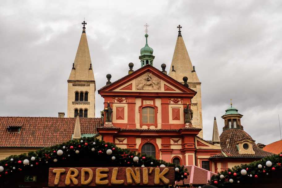 Trdelni'k, Prague, Czech Republic | Barbara Cameron | Food & Travel Photographer