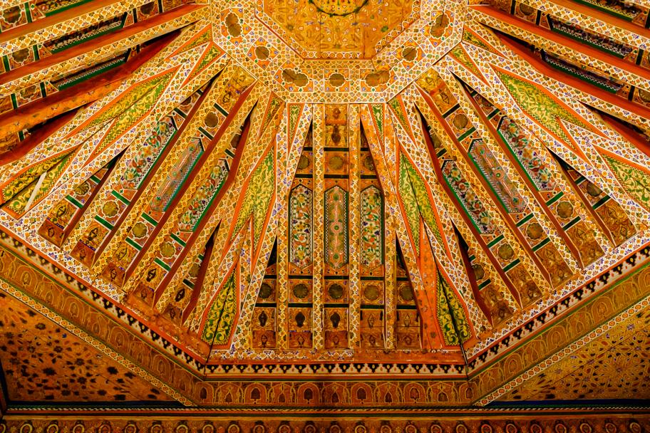 Palais De La Bahia (Prime Minister's Palace), Marrakech, Morocco| Barbara Cameron Pix | Food & Travel Photographer