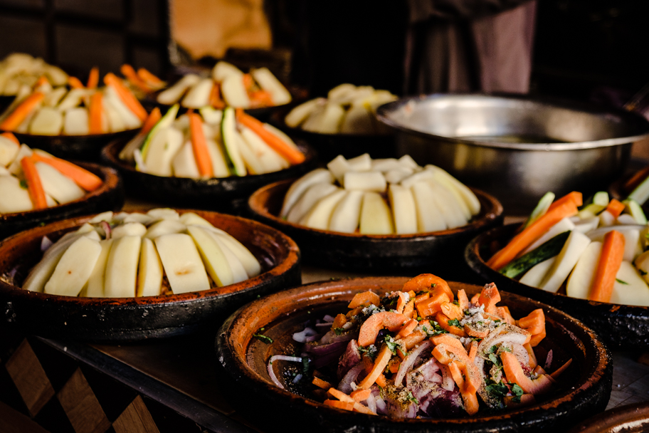 Tagine for the Tourists, Ourika Valley, Morocco | Barbara Cameron Pix | Food & Travel Photographer