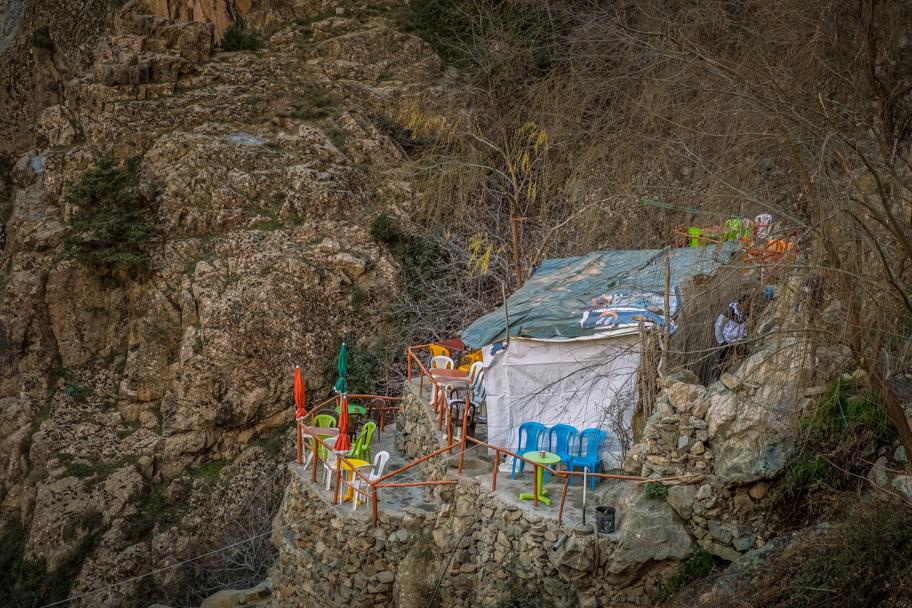 Tea House, Ourika Valley, Morocco   Barbara Cameron Pix   Food & Travel Photographer