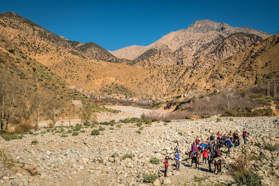 Berber Village, Atlas Mountains, Morocco | Barbara Cameron Pix | Food & Travel Photographer
