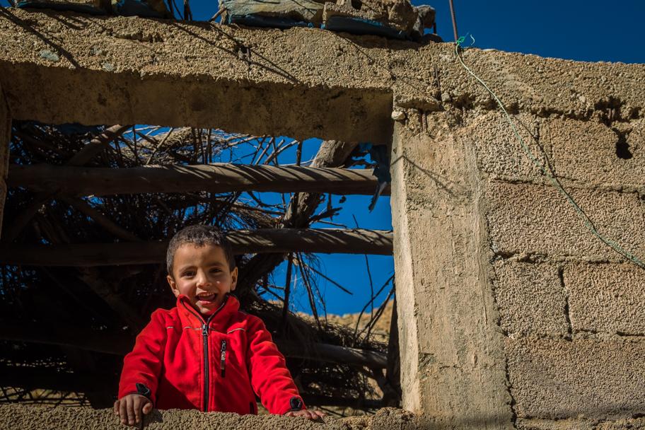 Berber Child, Atlas Mountains, Morocco | Barbara Cameron Pix | Food & Travel Photographer