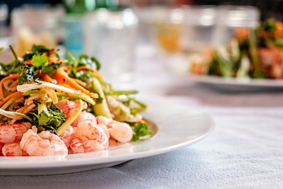 2017 Summerdine Event, food photography by Barbara Cameron Pix, Pro Photographer
