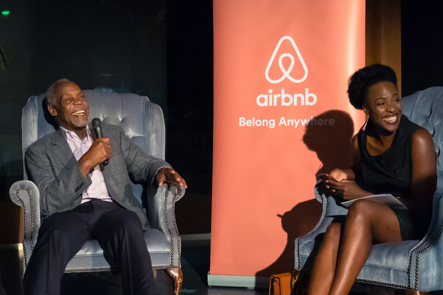 Danny Glover, Airbnb advisor, in Vancouver 2017. Photo by Barbara Cameron Pix, Pro Photographer