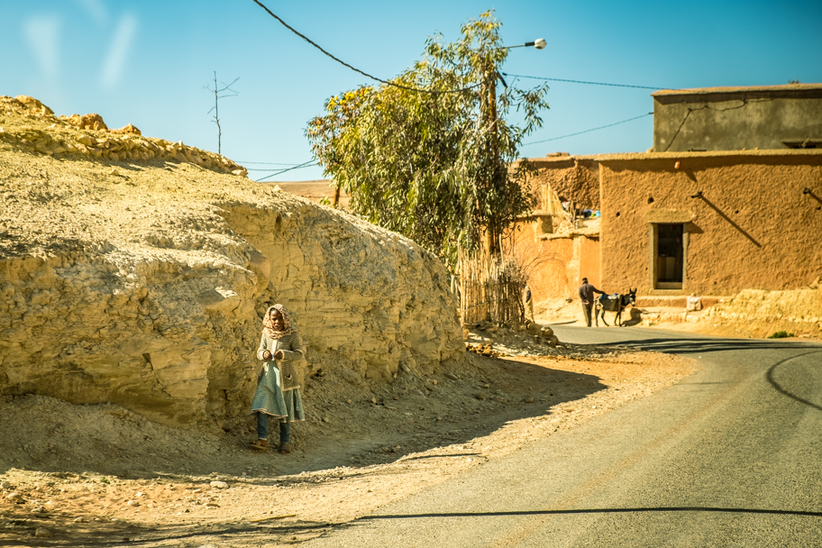 Berber residents, Ouarzazate Province, Morocco| Barbara Cameron Pix | Food & Travel Photographer