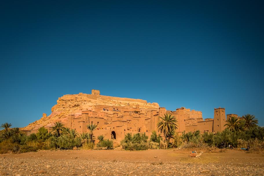 Ksar Ait Ben Haddou, Ouarzazate Province, Morocco| Barbara Cameron Pix | Food & Travel Photographer