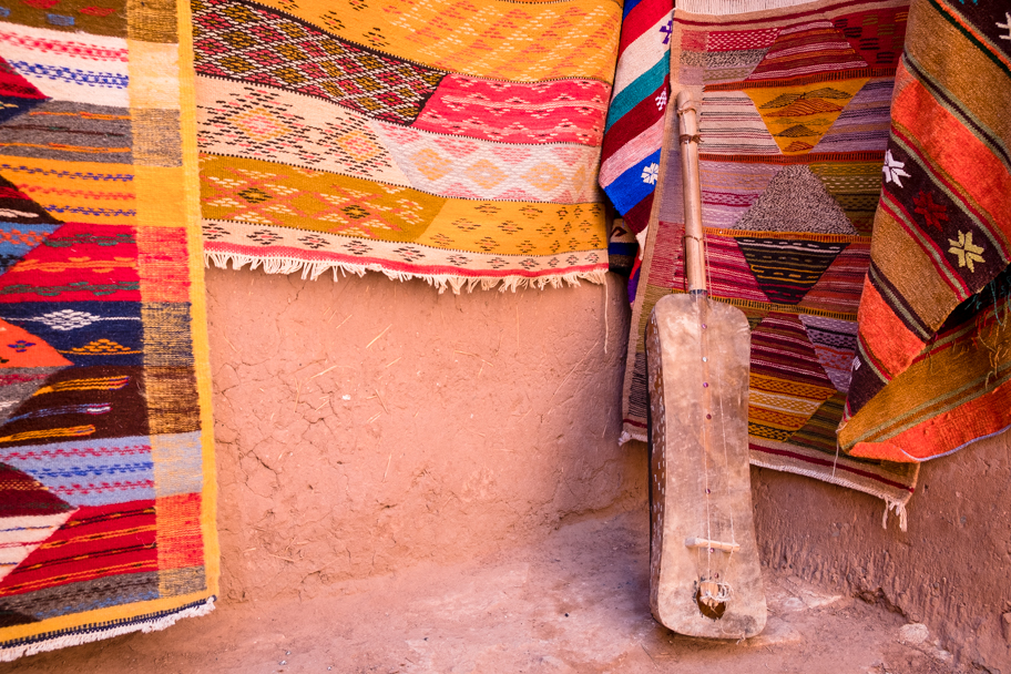 Wares available at Ait Ben Haddou, Ouarzazate Province, Morocco| Barbara Cameron Pix | Food & Travel Photographer