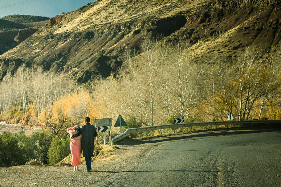 Berber couple, Morocco| Barbara Cameron Pix | Food & Travel Photographer