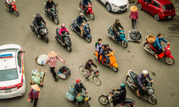 Remote Year: Hanoi Life on the Street