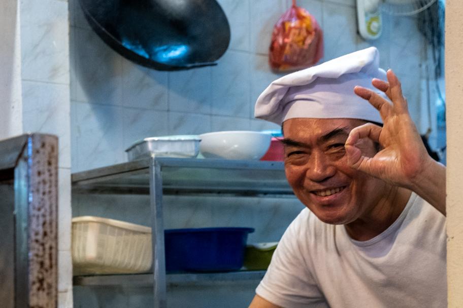 Chef in Hanoi, Vietnam | Barbara Cameron Pix | Food & Travel Photographer