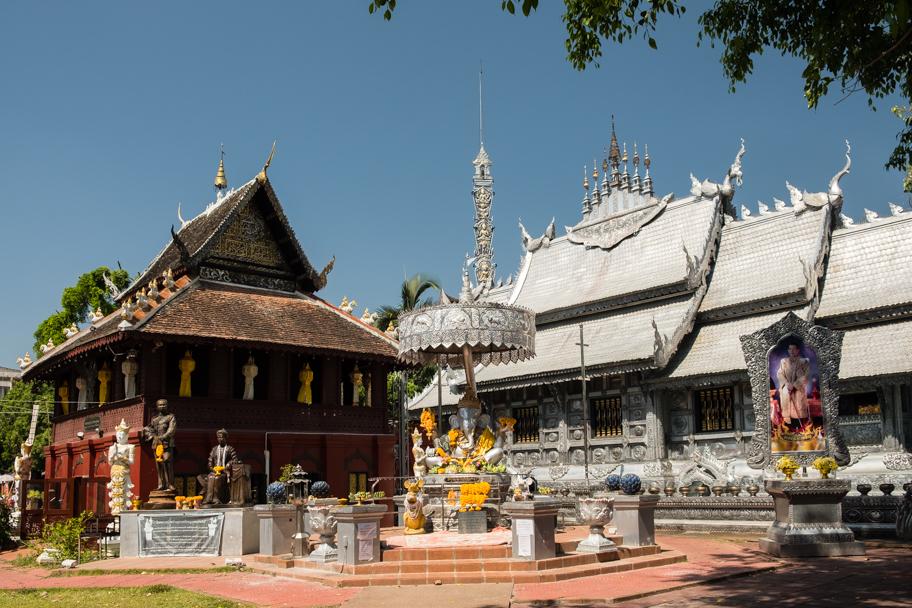 Wat Sri Suphan, Chiang Mai, Thailand | Barbara Cameron Pix | Food & Travel Photographer