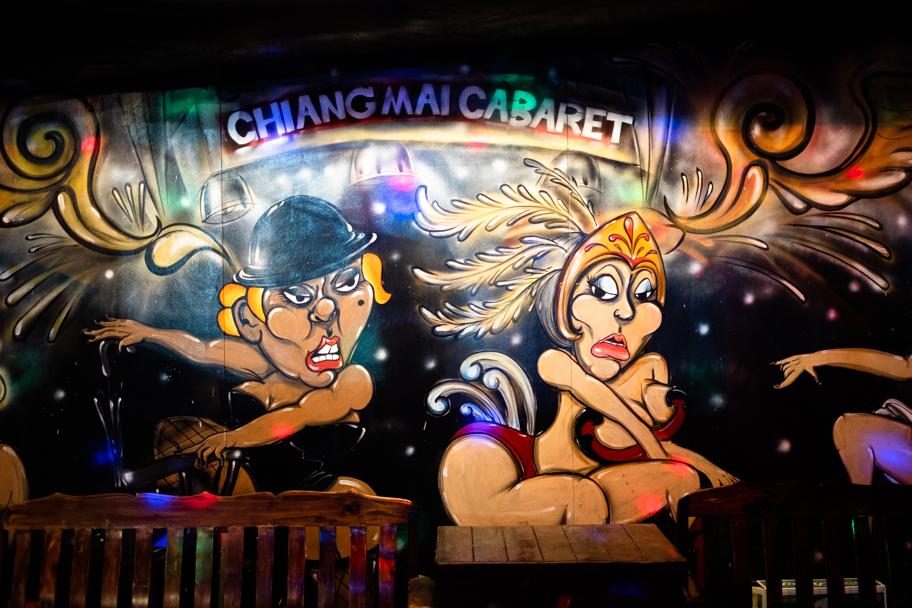 Chiang Mai Cabaret, Thailand | Barbara Cameron Pix | Food & Travel Photographer