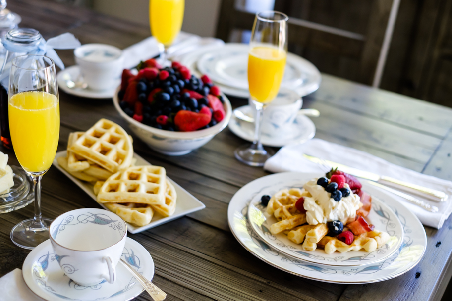 Mother's Day Brunch photo | Barbara Cameron Pix | Food Photographer