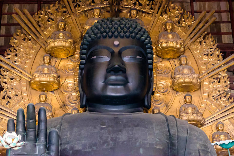 Great Buddha Hall, Nara, Japan  Barbara Cameron Pix   Food & Travel Photographer