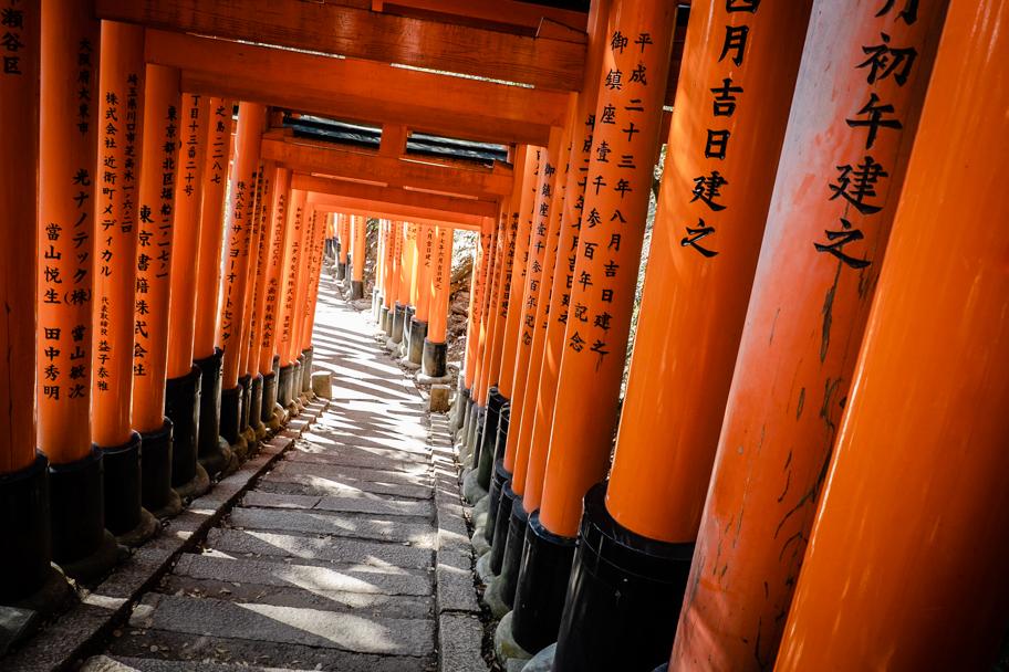 Fushimi Inari Taisha Shrine, Kyoto, Japan  Barbara Cameron Pix   Food & Travel Photographer
