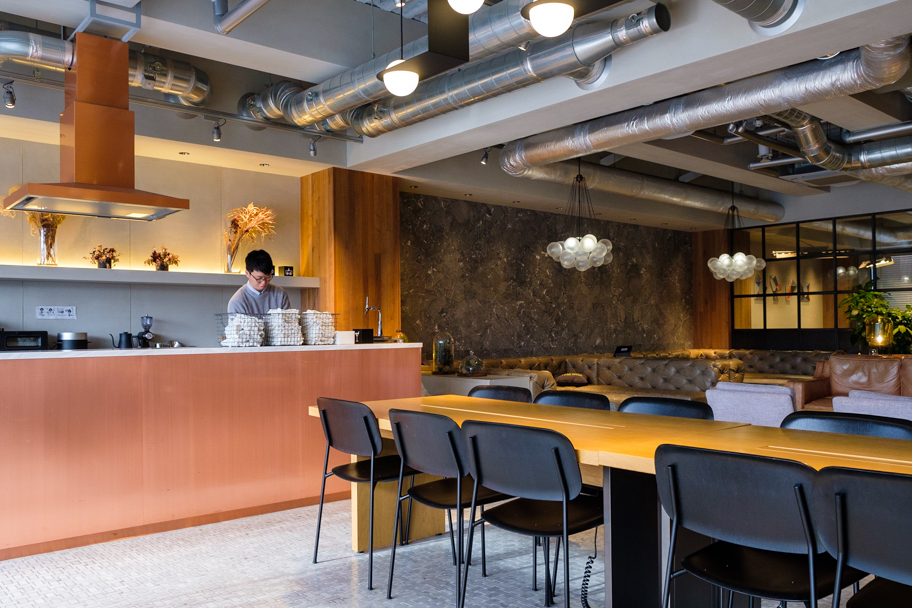 The Millennials co-working space, Kyoto, Japan | Barbara Cameron Pix | Food & Travel Photographer