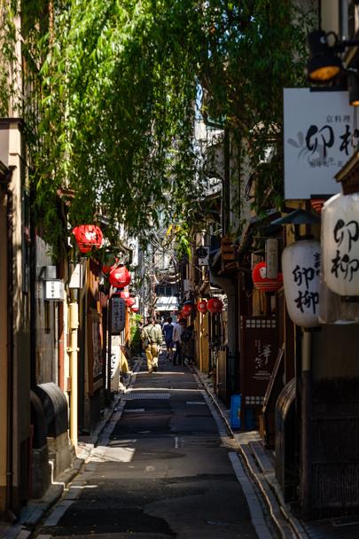 Pontocho Alley, Kyoto, Japan   Barbara Cameron Pix   Food & Travel Photographer